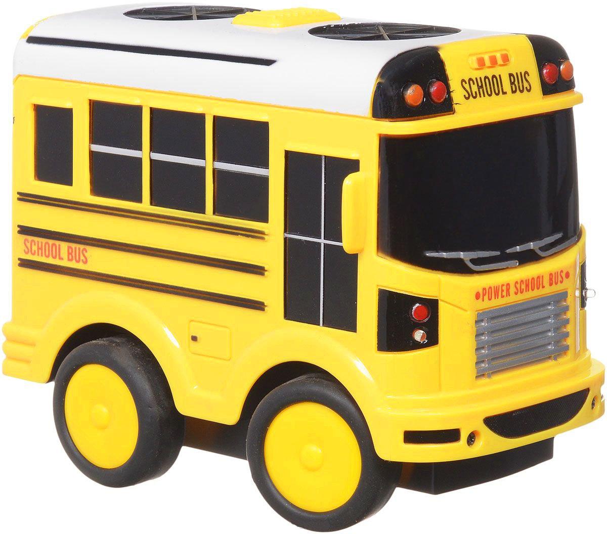 Zhorya Х75520 - радиоуправляемый автобус (Yellow)