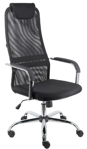 Офисное кресло Everprof EP 708 TM (Black Mesh) фото