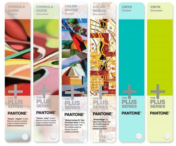 Pantone Essentials (GPG301)