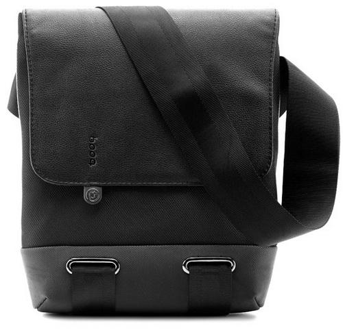 Booq Cobra Courier XS (CCRXS-BLK) - сумка для iPad/iPad 2 (Black)