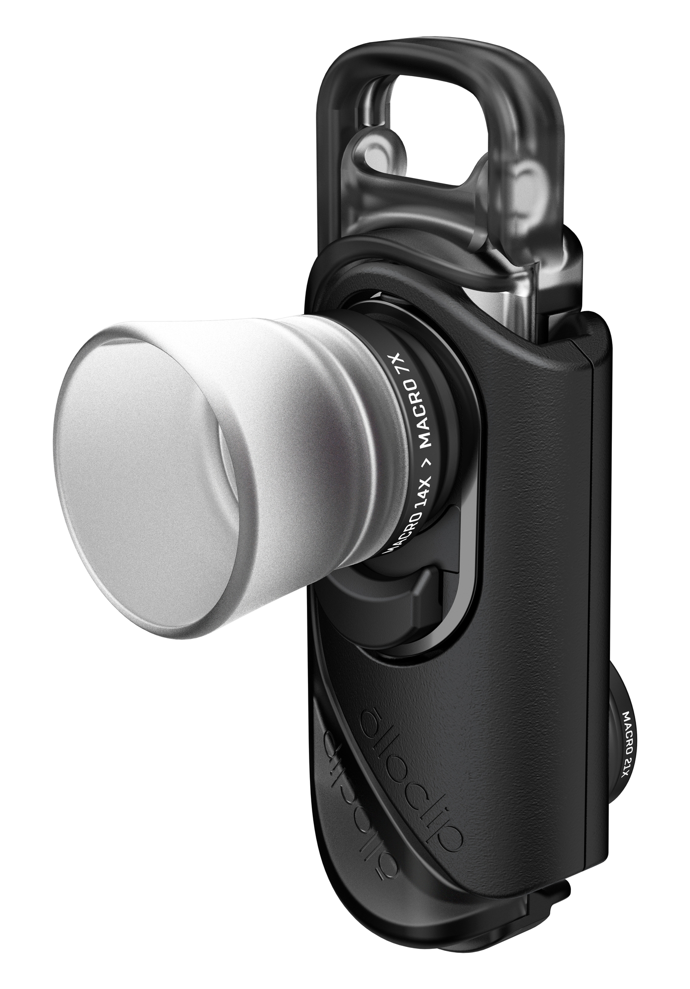 Macro momax x lens 4 in 1 120 degree wide angle 15x macro lens 180 degree fisheye cpl filter for smartphone tablet silver