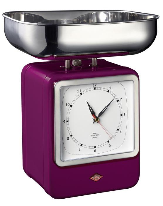 Wesco 322204-36 - кухонные весы (Lilac)