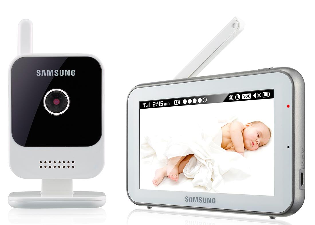 Samsung SEW-3042WP - видеоняня (White)