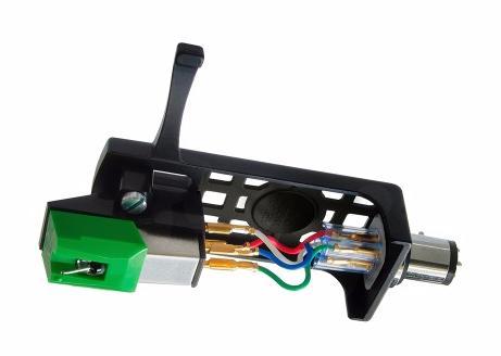 Головка звукоснимателя Audio-Technica AT95E + хедшелл HS10 (AT95EHSB)