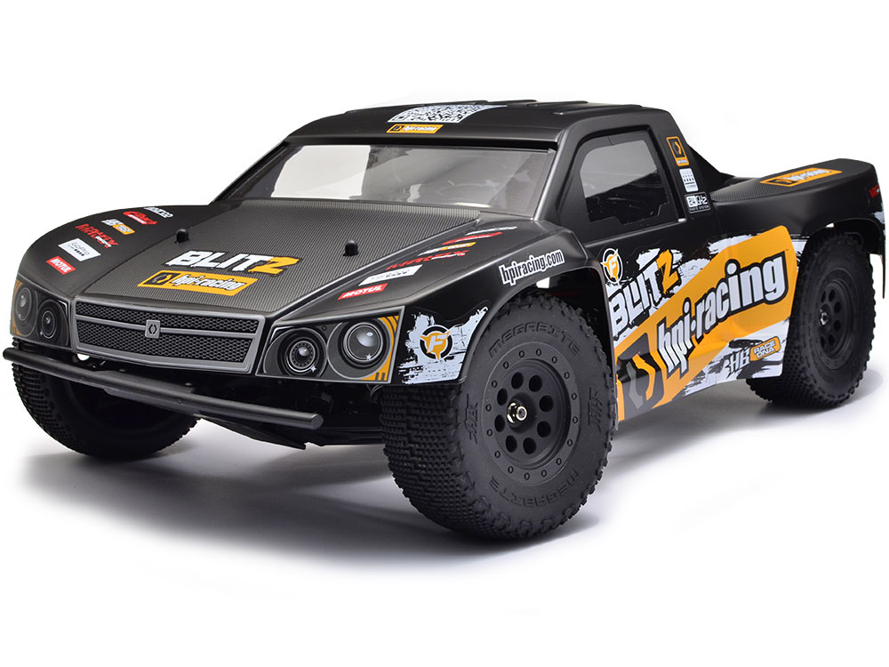 Blitz Flux Brushless 2WD hpi trophy truggy flux brushless 4wd 2 4ghz