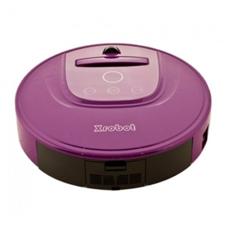 Xrobot XR-510D - робот-пылесос (Purple)