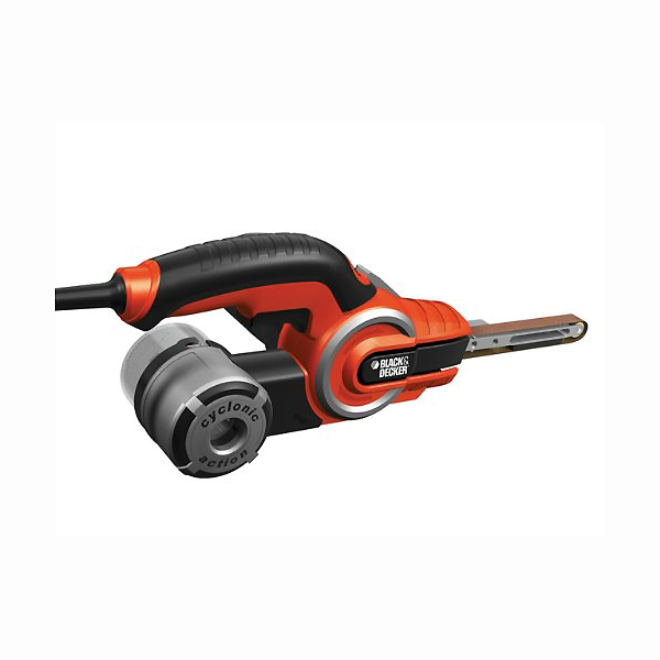 Black+Decker KA902EK - шлифмашина ленточная (Orange/Black)