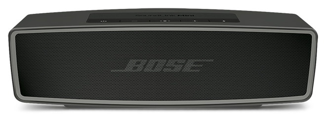 Bose Mini II Bluetooth Speaker bs_SoundLinkM-2_black