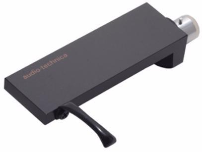 Держатель картриджа Audio-Technica AT-LT13A (Black) audio technica держатель картриджа at hs10 silver
