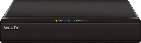 Falcon Eye FE-0104D* - видеорегистратор (Black)Комплекты видеонаблюдения<br>Видеорегистратор<br>