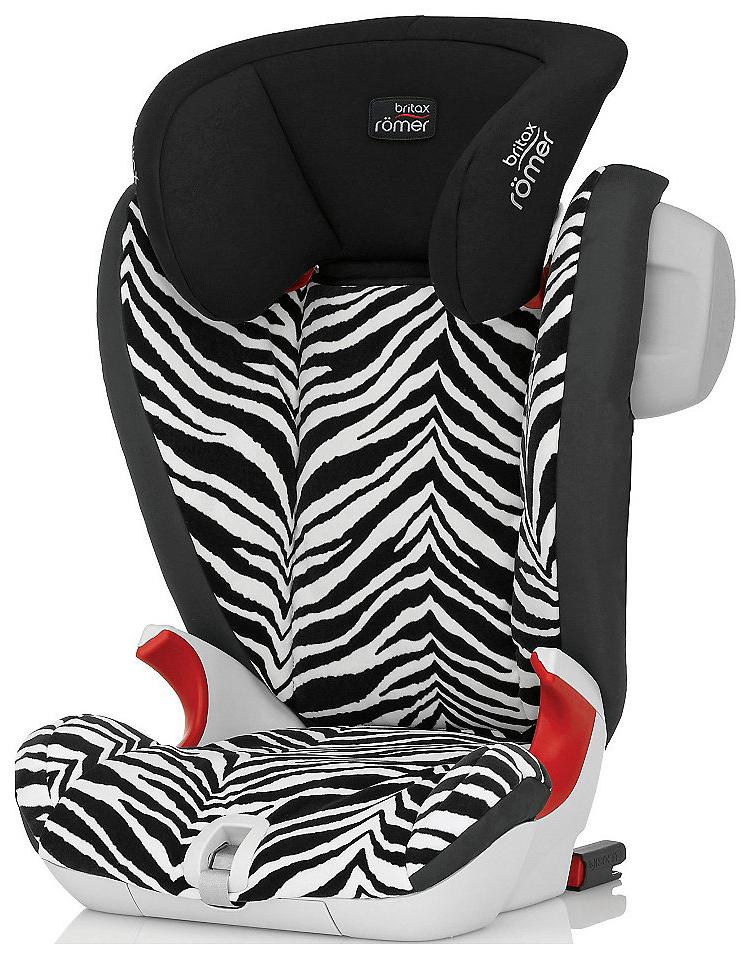 Romer Kidfix SL Sict - детское автокресло (Smart Zebra)