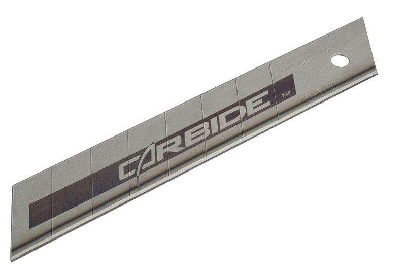 Stanley (0-11-818) - лезвие с отламывающимися сегментами для ножа Carbide 18 мм