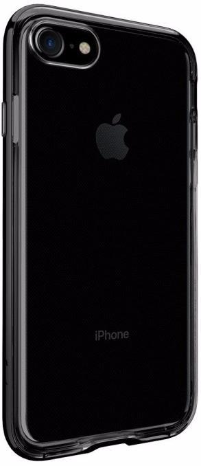 Spigen Neo Hybrid Crystal (042CS20838) - чехол для iPhone 7 (Black Onix) чехол накладка чехол накладка iphone 6 6s 4 7 lims sgp spigen стиль 1 580075
