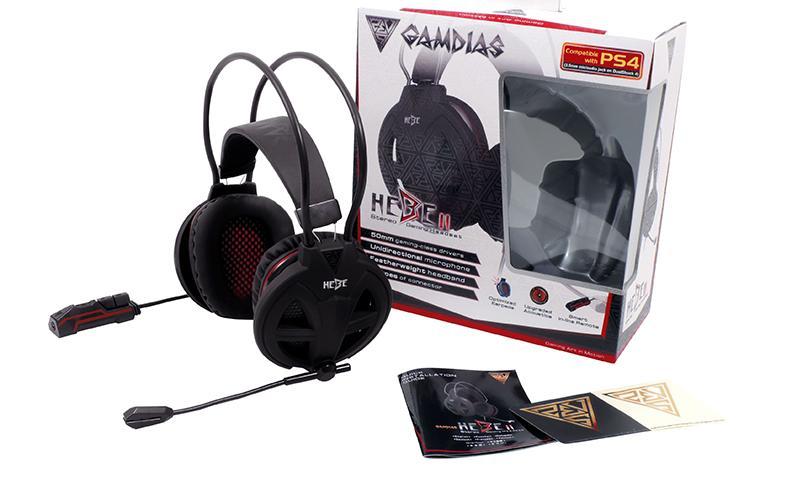 Gamdias Hebe V2 (GHS3300)