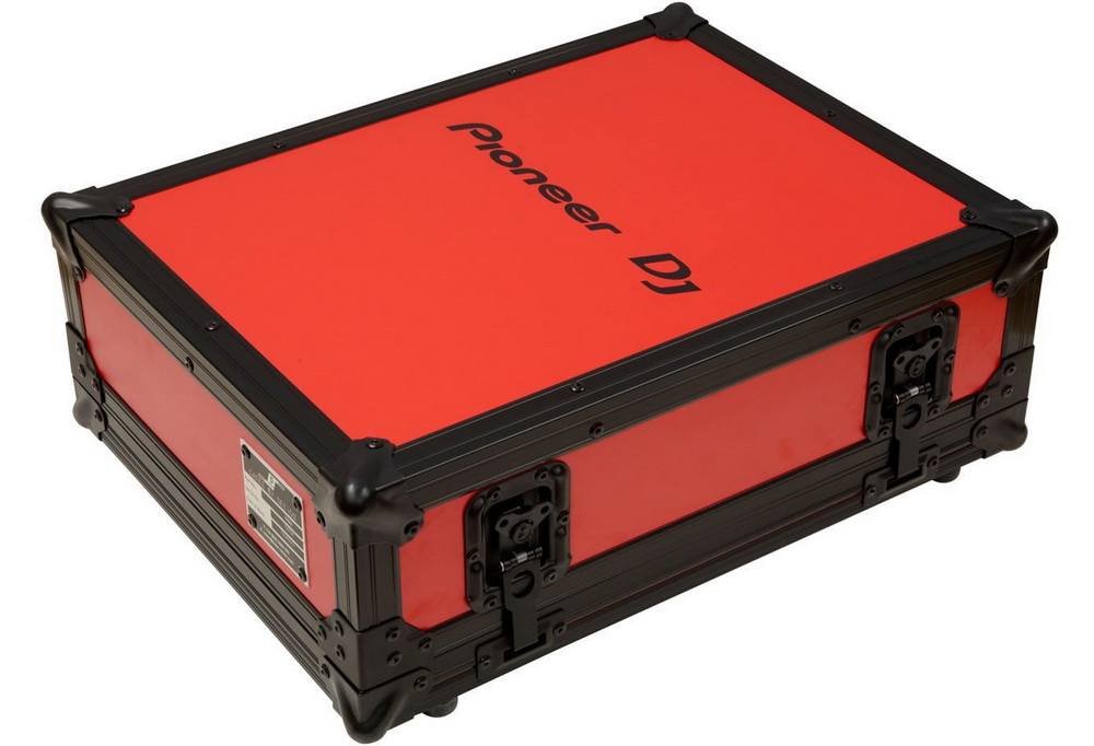 Pioneer PRO-900FLT - кейс для контроллера CDJ-900 (Red)