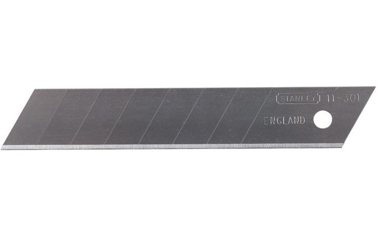 Stanley (0-11-301) - лезвие с отламывающимися сегментами 18 мм