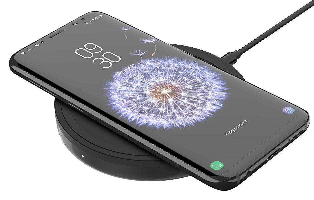 Беспроводное зарядное устройство Belkin F7U050vfBLK (Black)