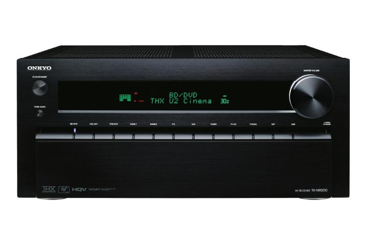 Onkyo TX-NR 5010 - AV ресивер (черный) от iCover