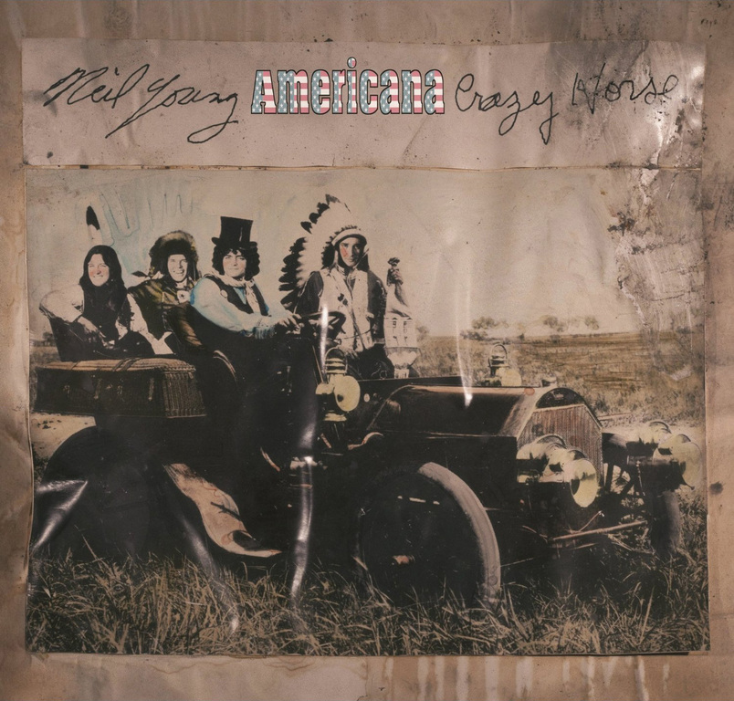 Neil Young, Crazy Horse от iCover
