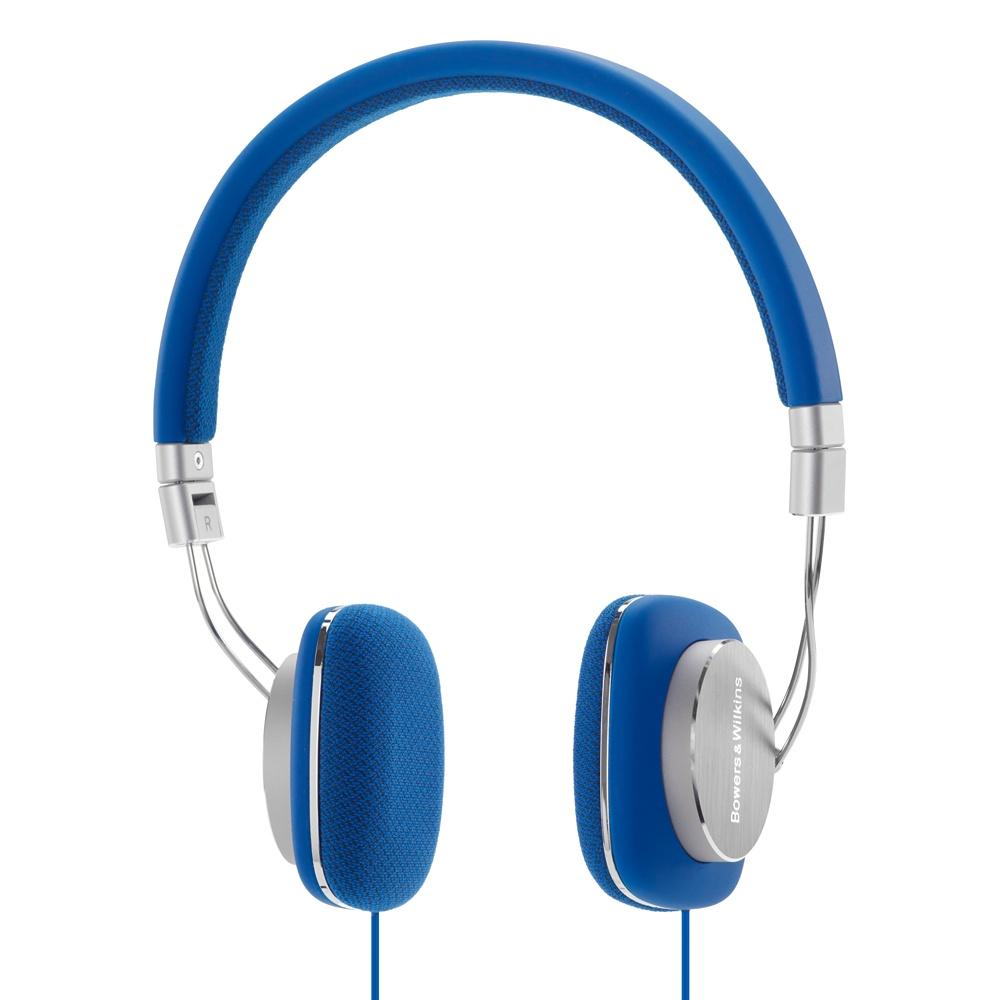 Bowers & Wilkins P3 - накладные наушники (Blue)