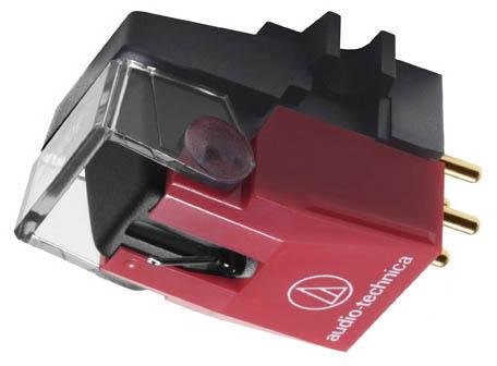 Audio-Technica AT100E - головка звукоснимателя (Red)