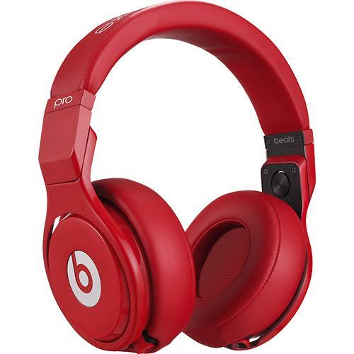 Beats Pro - проводные наушники (Red)