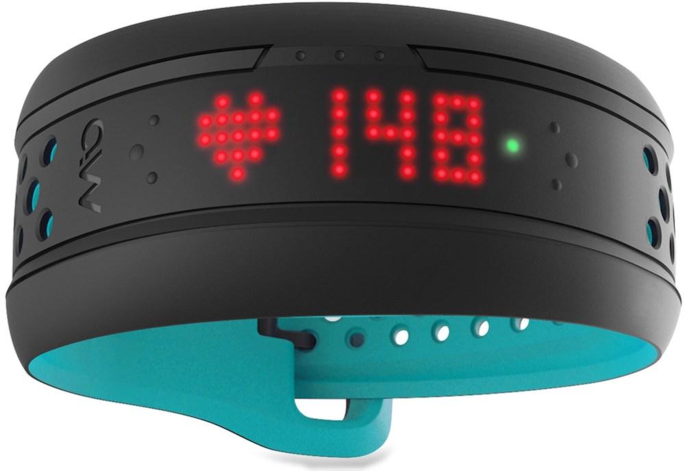 FuseТрекеры активности и шагомеры<br>Спортивный браслет-пульсометр<br>