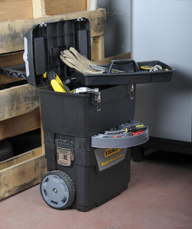 Ящик с колесами для инструментов своими руками 247