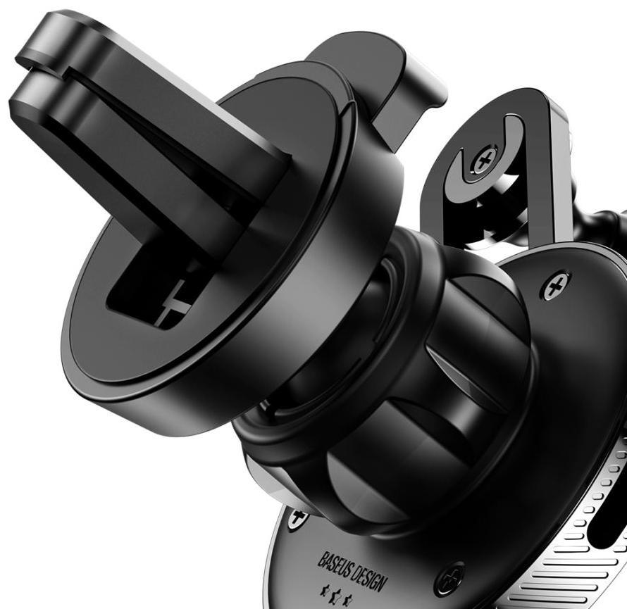 Автомобильный держатель Baseus YY Car Mount (SULYY-01) для iPhone (Black)