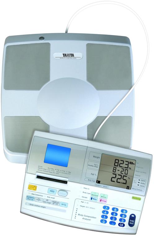 Tanita SC-330 - медицинские весы с анализатором жировой массы
