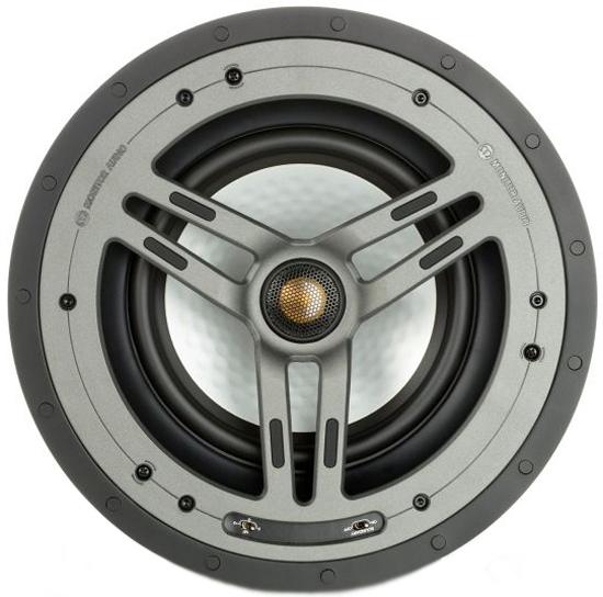Monitor Audio CP-CT380 - встраиваемая акустическая система (Grey)Встраиваемая акустика<br>Встраиваемая акустическая система<br>