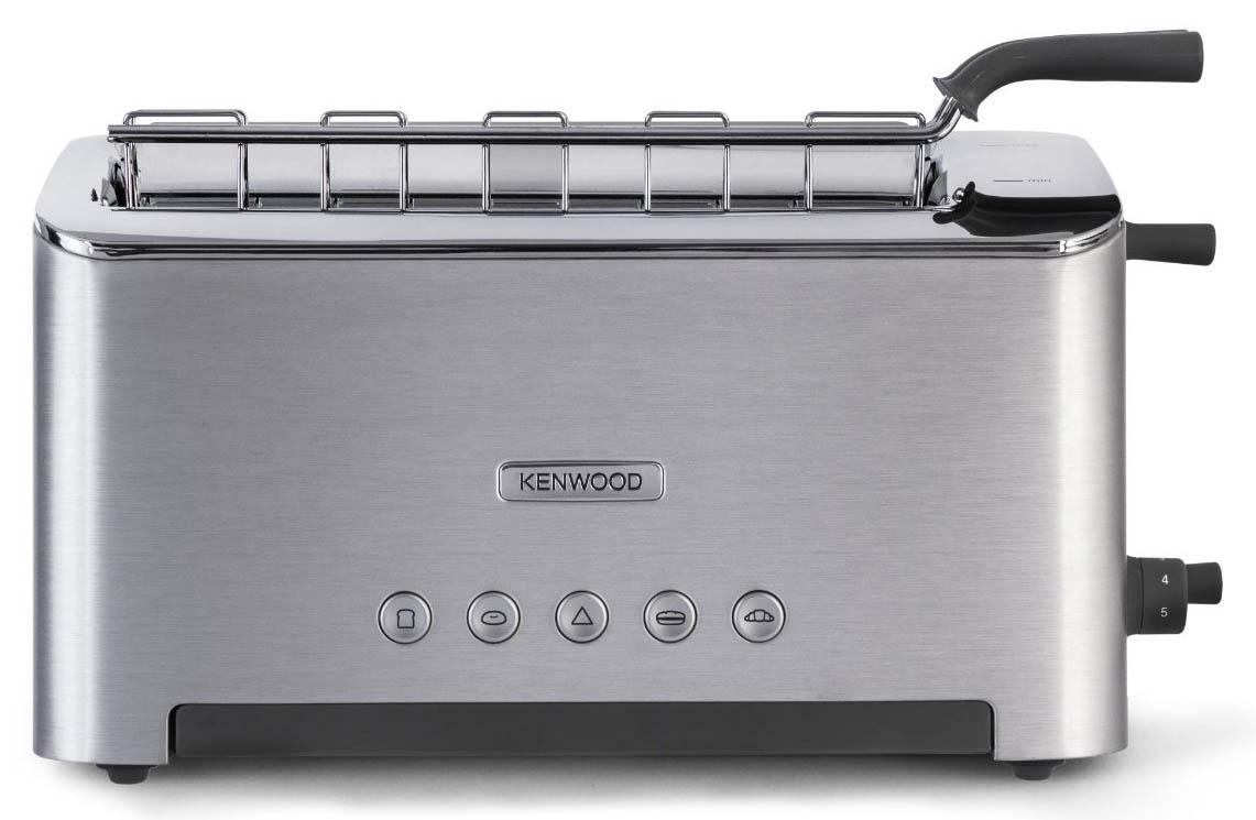 Kenwood TTM610 - тостер на 2 хлебца (Silver)