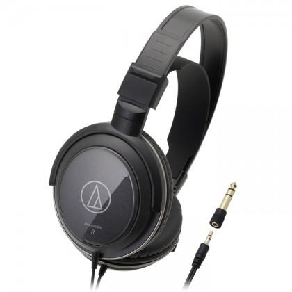 Audio-Technica ATH-AVC300 - мониторные наушники (Black)