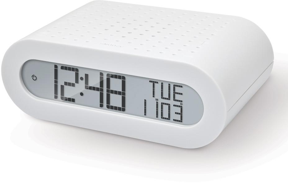 Oregon Scientific RRM116 - настольные часы с FM-радио (White)