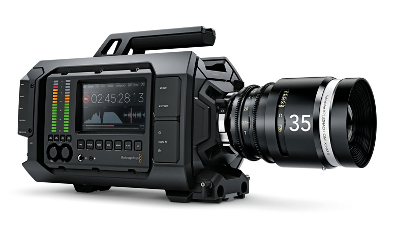 URSAВидеокамеры Blackmagic<br>Профессиональная цифровая кинокамера<br>