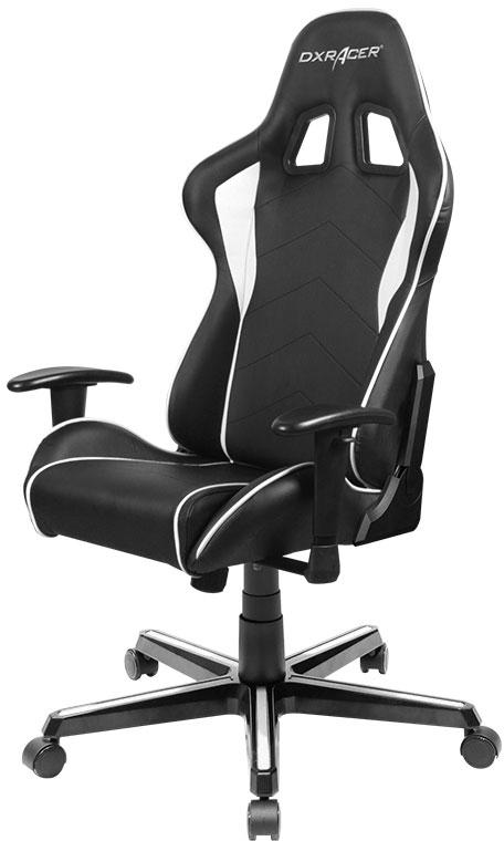 DXRacer OH/FL08/NW - компьютерное кресло (White)