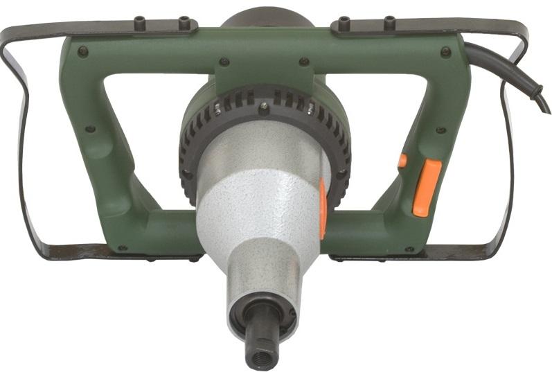 Калибр ЭРМ-1100/2Е (11723) - строительный миксер