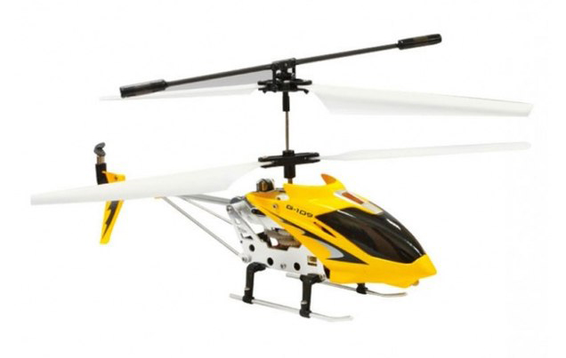 GyroЛетательные аппараты<br>Радиоуправляемый вертолёт<br>