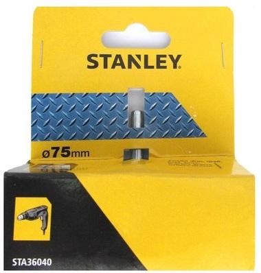 Stanley 36040-XJ - щетка чашечная стальная Coarse для дрели D75 мм