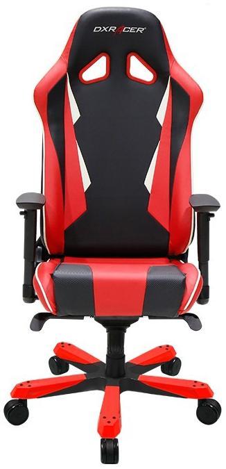 DXRacer Spacious OH/SK28/NR - компьютерное игровое кресло (Red)