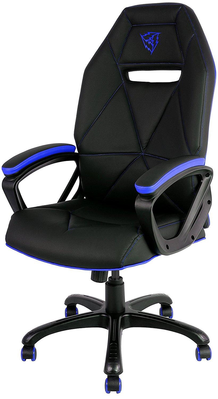 ThunderX3 TGC10 - компьютерное игровое кресло (Black/Blue) thunderx3 tgc40 игровое кресло black red