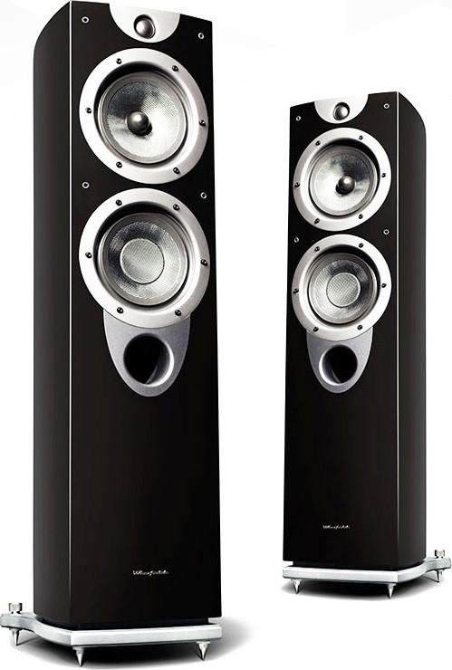Wharfedale Evo-2 40 - напольная акустическая система (Black)