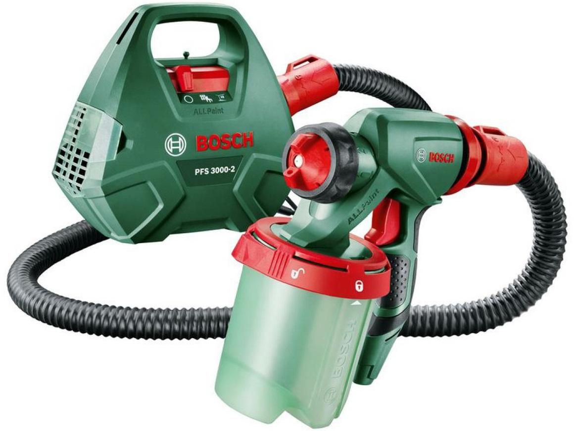 Bosch PFS 3000-2 (0.603.207.100) - краскораспылитель от iCover