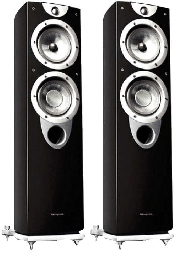 Wharfedale Evo-2 30 - напольная акустическая система (Black)