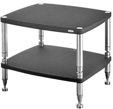 Solidsteel HF-2 - стойка для аудио-видео оборудования (Black)