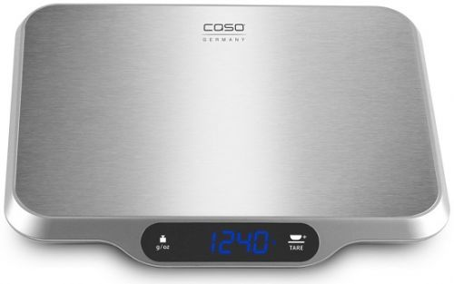 Caso L15 - весы кухонные (Silver)