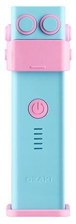 Ozaki O!tool-Battery-D26 2600mAh - дополнительный аккумулятор для мобильных устройств (Light Blue)
