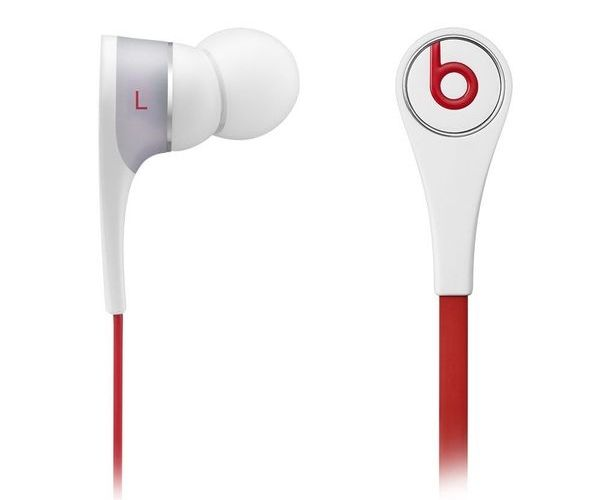 Beats Tour 2.0 (900-00087-03) - проводные наушники (White)