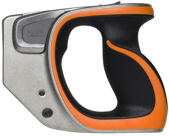 Bahco EX-RM - рукоятка ножовки сменная средняя для правшей (Black/Orange)