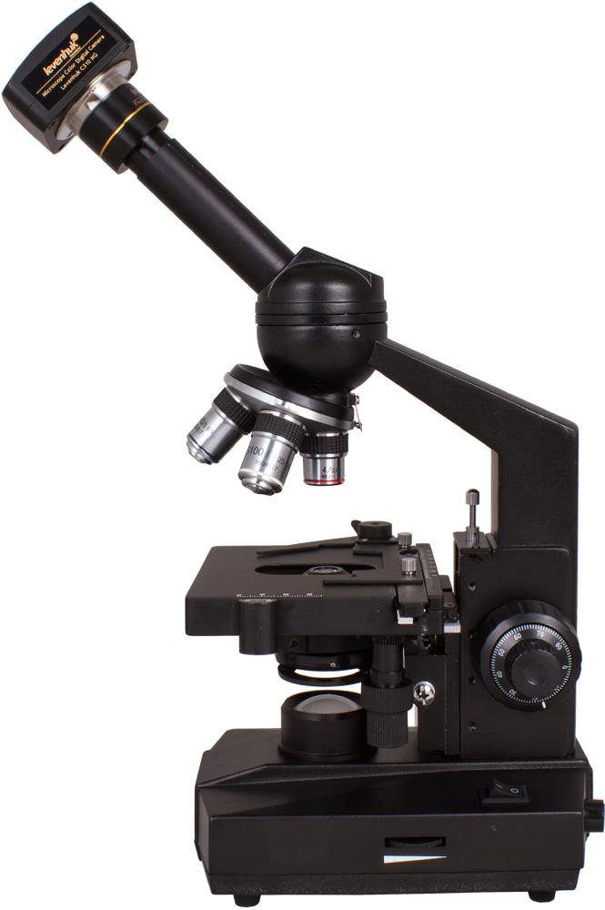 Levenhuk D320L (18347) - цифровой микроскоп с камерой